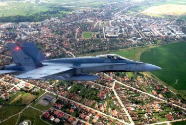 Record de public la mitingul aviatic de la Câmpia Turzii – VIDEO