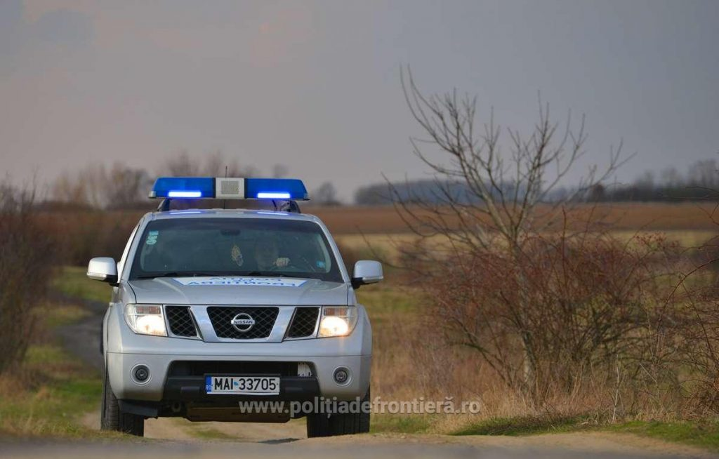 Țigări de contrabandă, confiscate de poliţiştii de frontieră înainte să ajungă pe piața neagră