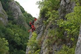 Prima sesiune de pregătire pentru salvatorii montani clujeni a luat sfârșit