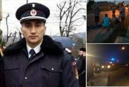 Salvator și în timpul liber. Un angajat ISU Bistrița a acordat asistență medicală unui biciclist accidentat