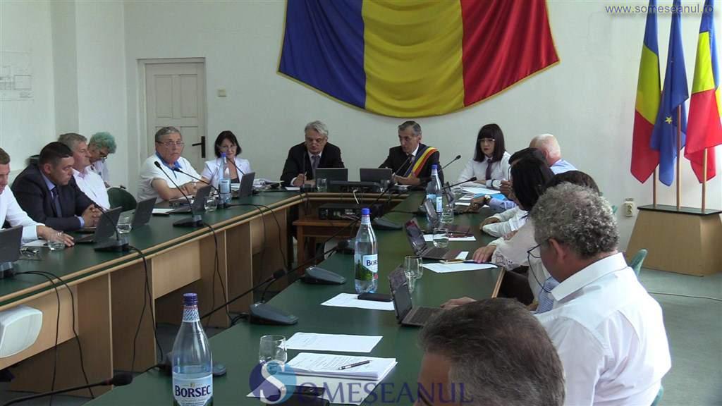 sedinta consiliu local dej iulie 2017