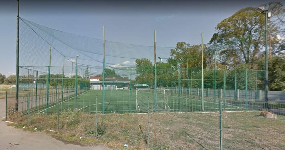 teren fotbal sintetic parcul mare dej stadion