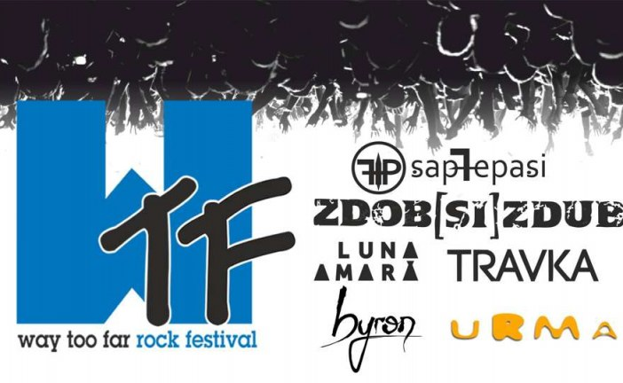 Way Too Far – festival rock la Bistrița, în Wonderland