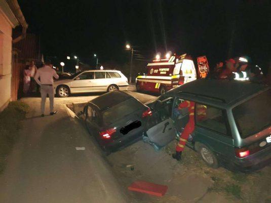 accident masini in sant nusfalau (2)