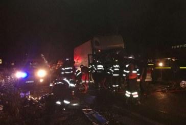 Șoferul care a ucis trei persoane pe Mesteacăn și a îndoliat o familie întreagă a fost arestat preventiv