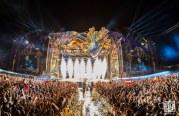 De povestit nepoților: 82.000 de tineri magici s-au distrat vineri seara la UNTOLD – VIDEO