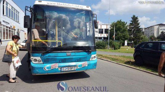 accident autobuz dej