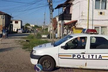 Acțiune de amploare a polițiștilor la Dej, în zonele cu risc de săvârșirea a unor fapte ilicite – FOTO