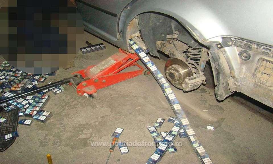 tigari contrabanda confiscate