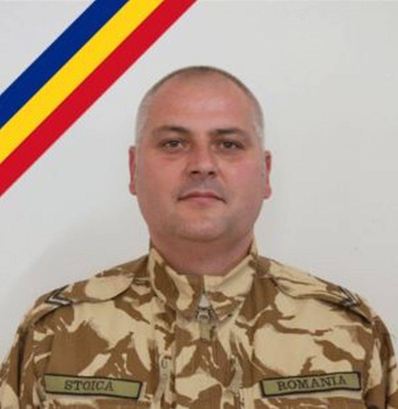 Caporalul Madalin Stoica