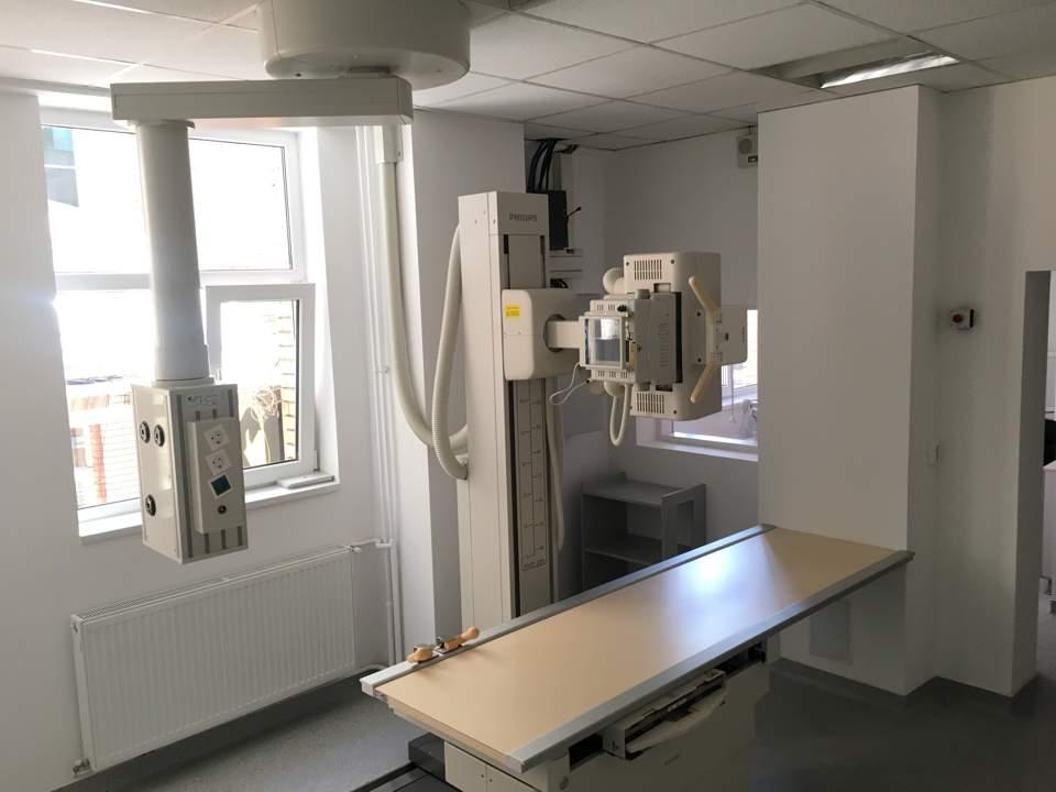Două aparate de radiografie fixă pentru Spitalul Clinic Județean de Urgență Cluj-Napoca
