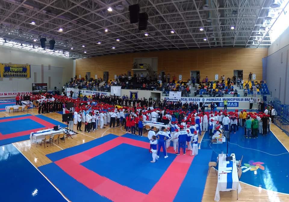 Patru medalii obținute de sportivii dejeni la Cupa României la Karate WUKF