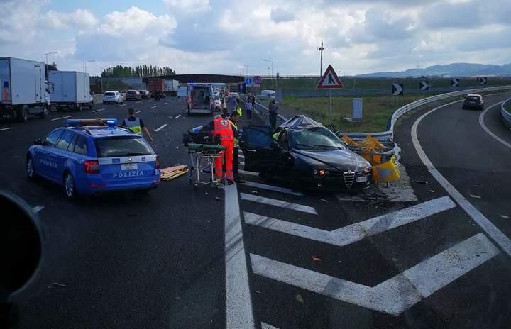 accident autostrada italia cozac vlad