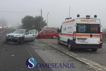 Grav accident în Bunești. Cinci persoane rănite și trei autovehicule avariate – FOTO