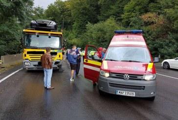 Intervenții la accidente și animale salvate de la moarte de pompierii sălăjeni