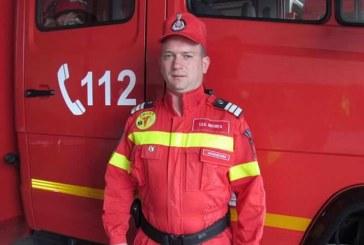 """Un paramedic SMURD desemnat """"Salvatorul de onoare al anului 2017"""" – FOTO/VIDEO"""