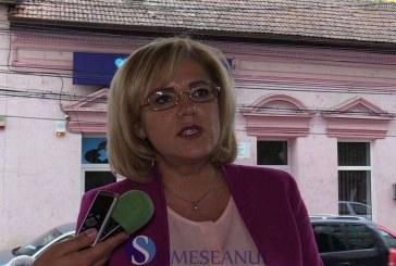 Comisarul european Corina Crețu, în vizită la Dej. A vizitat Spitalul Municipal Dej și a vorbit despre proiectele europene ale Dejului – VIDEO