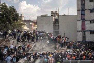 Cutremur în Mexic: Peste 250 de morți. Deocamdată nu s-au anunțat români printre victime