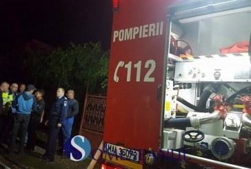 Explozie la o gospodărie din Cireșoaia. Un bărbat  și-a pierdut viața – VIDEO LIVE