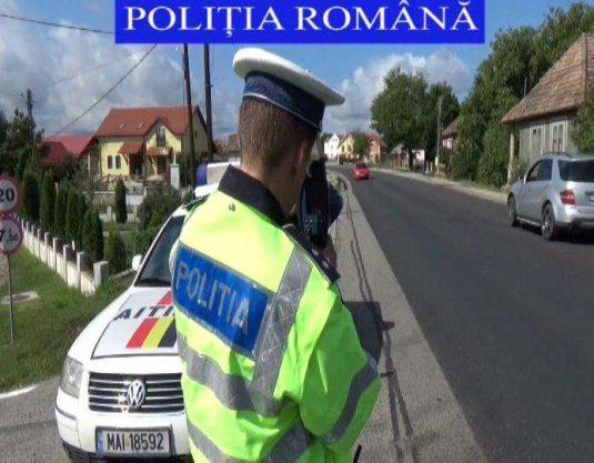 foto 2 actiune politia radar viteza