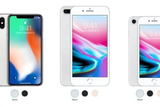 Apple a prezentat trei modele noi de smartphone. Vedeta este iPhone X