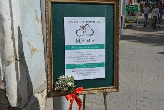 """Centrul de consiliere pentru femei """"MAMA"""" și-a deschis porțile la Dej – FOTO"""