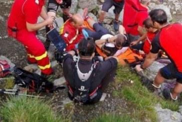 Zbor fatal la Borșa. Un bărbat s-a prăbuşit de la mare înălţime, lângă pârtiile de ski