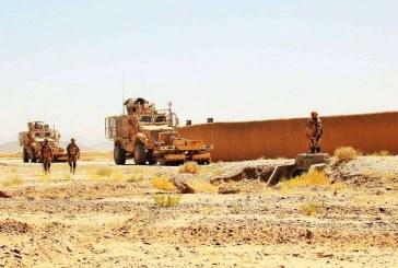Un militar român mort și alți doi răniți în Afganistan