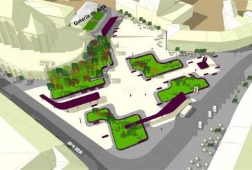 Mai puține parcări și mașini în centrul Dejului, prin noul proiect de mobilitate urbană – FOTO/VIDEO