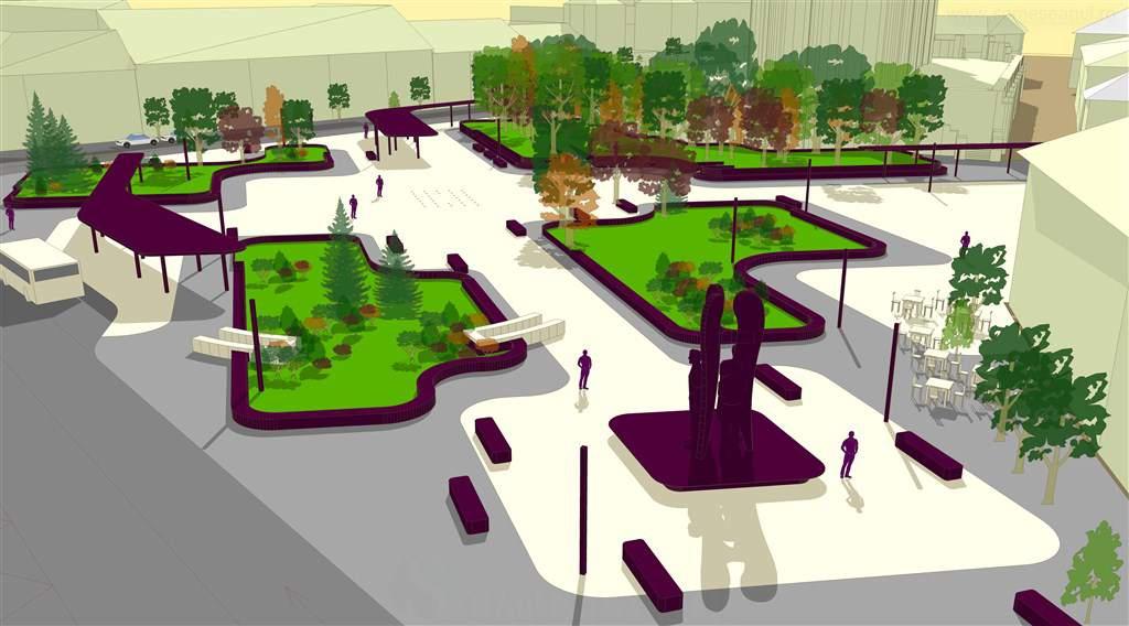 Amplu proiect de mobilitate urbană, depus de Primăria Dej pe fonduri europene