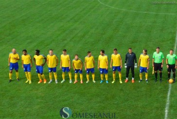 Unirea Dej a obținut prima victorie în acest sezon de Liga a III-a