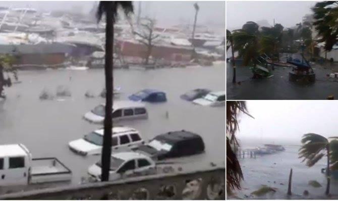 uragan caraibe