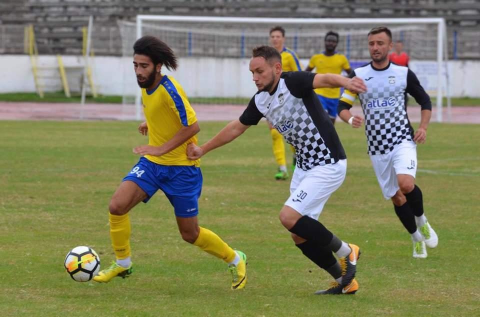Una caldă, alta rece. FC Unirea Dej a fost învinsă în deplasare la Alba Iulia