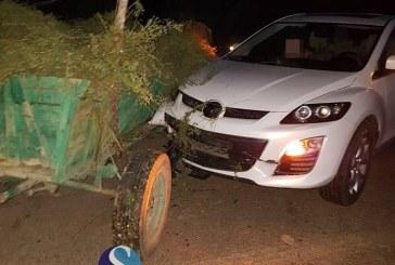 Accident intre Săcălaia și Bonț. Impact între un atelaj hipo și o mașină – FOTO