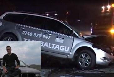 Un mort și trei răniți într-un accident la ieșire din Beclean spre Dej – VIDEO