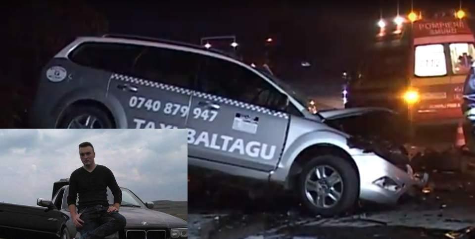 accident mortal taximetru beclean
