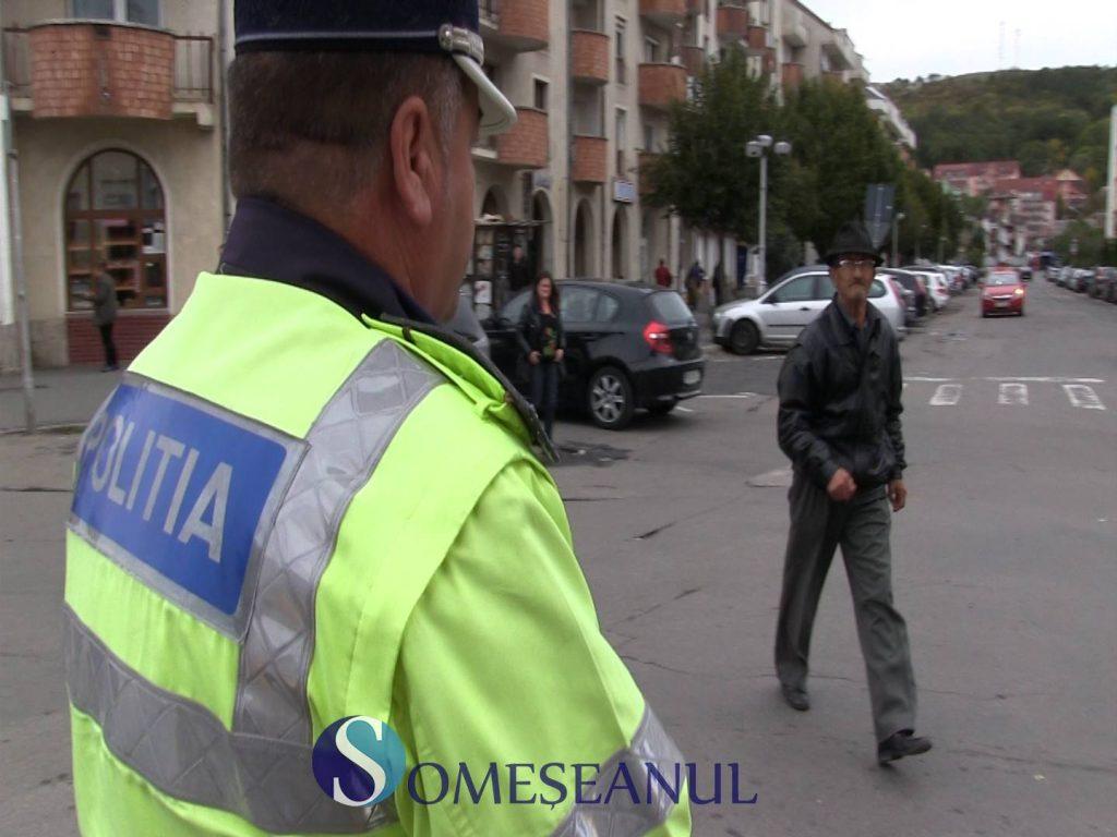 actiune politia pietoni