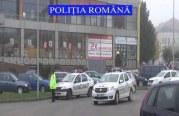 Pietoni și șoferi din Dej sancționați de polițiști pentru nerespectarea regulilor rutiere – VIDEO