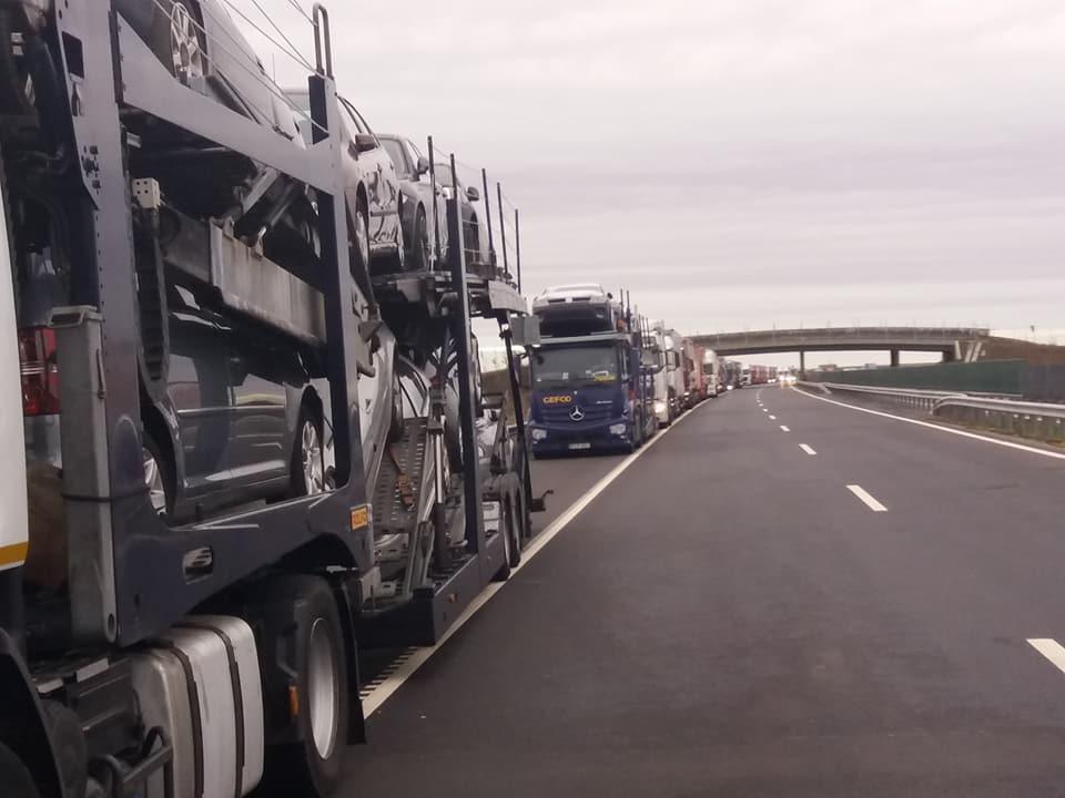 coada camioane vama nadlac
