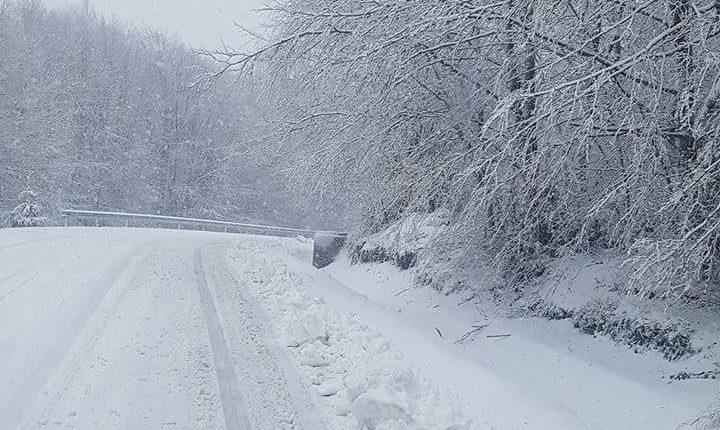 drumuri ninsoare maramures