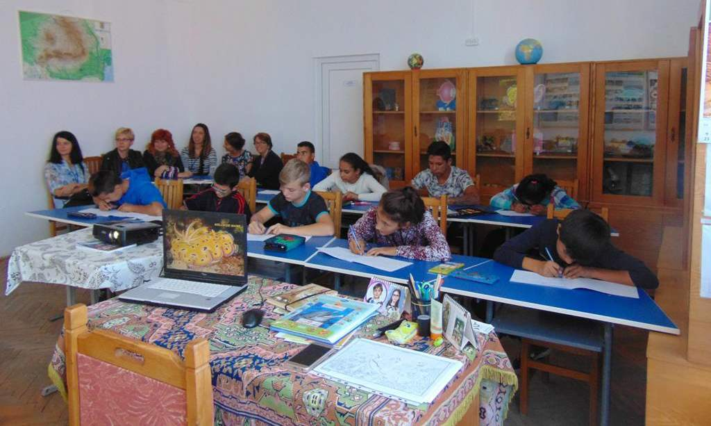 elevi scoala speciala dej