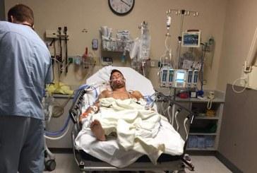Tânărul din Cluj, împușcat în Las Vegas, a ieșit din operație. Glonțul i-a străpuns ambii plămâni