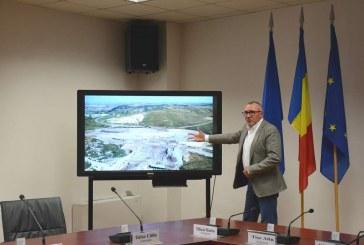 Consiliul Județean a primit vizita Comisiei de mediu din Senat