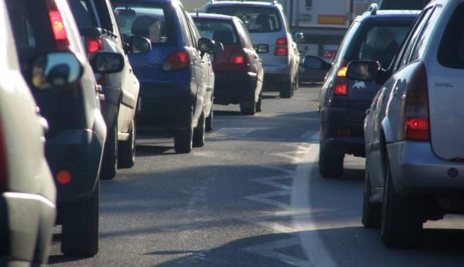masini trafic aglomeratie taxa timbru mediu poluare