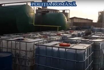 Percheziții în Cluj și 22 de județe, într-un dosar de evaziune fiscală vizând domeniul gestionării uleiurilor uzate – VIDEO