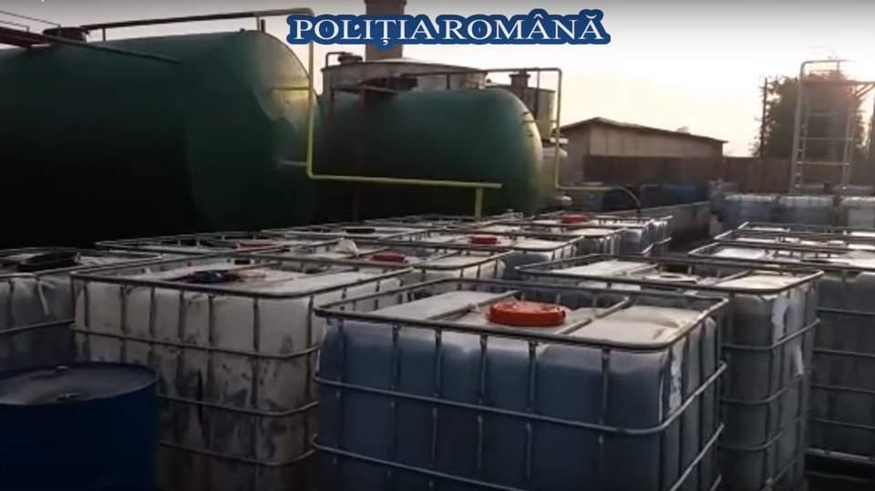 perchezitii uleiuri uzate combustibil