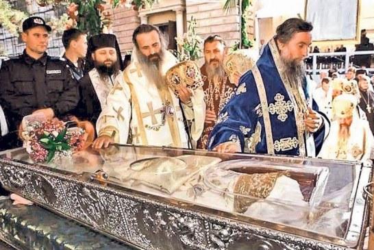 Sfânta Cuvioasa Parascheva este sărbătorită astăzi de români. Cum spune tradiţia că trebuie să procedezi în această zi