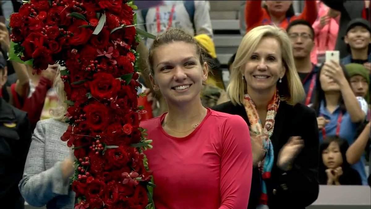 Tenis: Simona Halep este noul număr 1 mondial în Clasamentul WTA