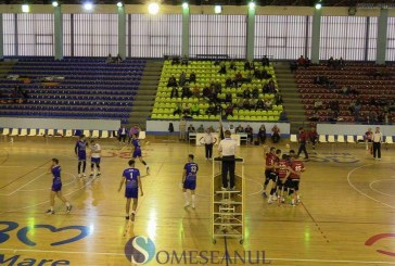 Unirea Dej a câștigat un punct în deplasare la Baia Mare – FOTO/VIDEO