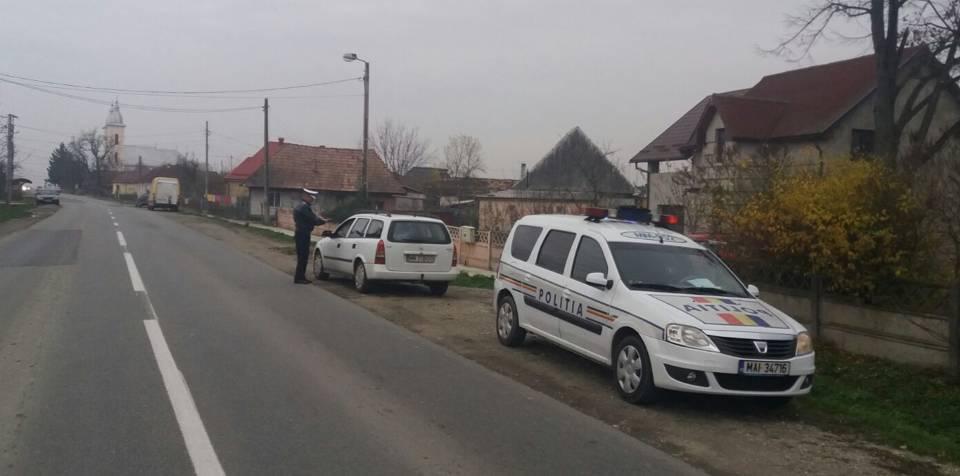 actiune politia maramures